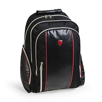 backpack 3 compartments ducati
