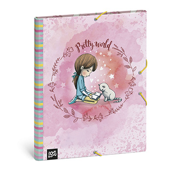 capa separadora pretty world