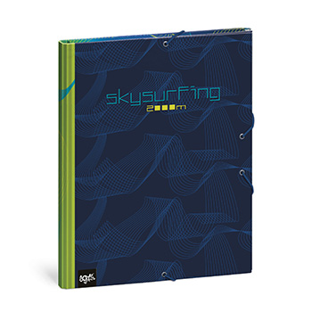 carpeta portadocuments skysurfing