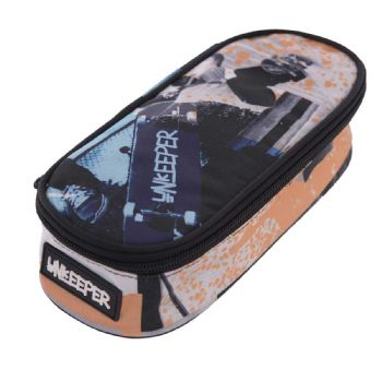 case couvercle supérieur skate boarding unkeeper unkeeper