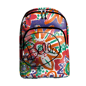 double backpack BECOOL