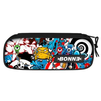estuche rectangular monsters mix bonne