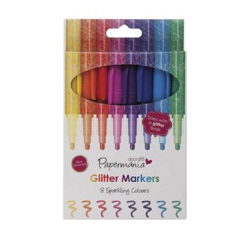 scrapbooking markers glitter markers