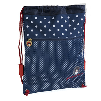 large flat note book bag