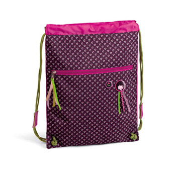 large flat note-book bag