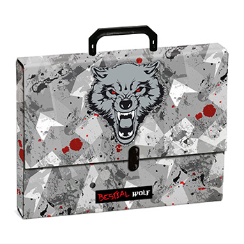 malette carton bestial wolf outlet