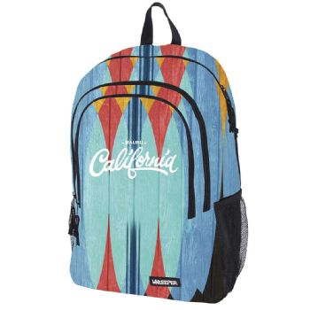 mochila Doble California Unkeeper