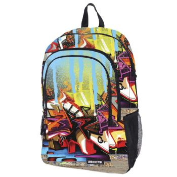 mochila Doble Spray Street Unkeeper