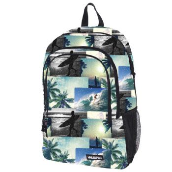 mochila Doble Surfing Wave Unkeeper