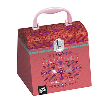 stationery sundry musical jewellery box