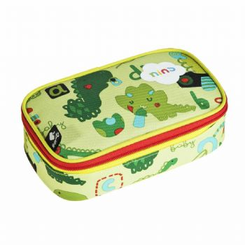 nins dino sandwich holder case nins fun & kids