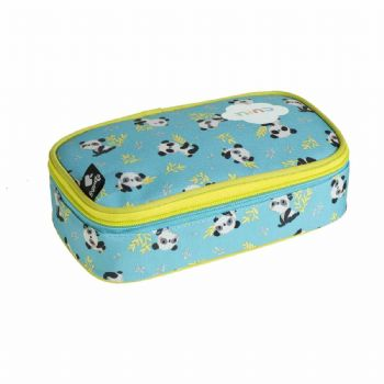 nins panda sandwich holder case nins fun & kids