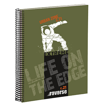 note book 120 pages
