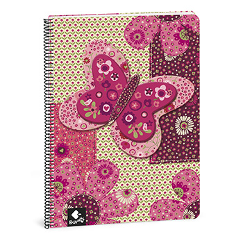 stationery notebooks a4 note book a4 80 gridded