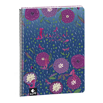 note book a4 80 gridded