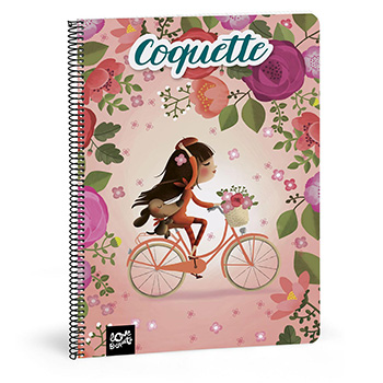 note book a4 linned 80
