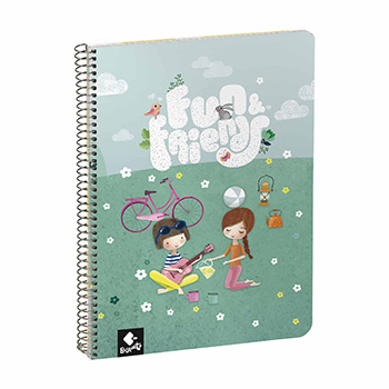 Note book a5 lined sheets