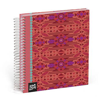 stationery smaller notebooks notebook 100 pages with stickers