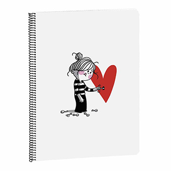 notebook a4 80 pages