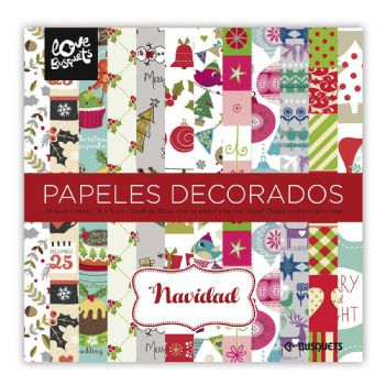 Papers decorats nadal