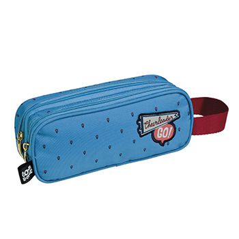 Pencil case 2 compartments