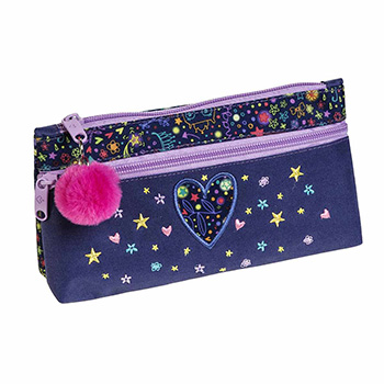 backpacks and accessorise pencil case pencil case double zip