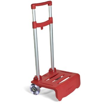 red lightning cart for backpacks busquets essentials