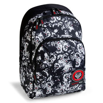 sac a dos scolaire double bestial wolf outlet