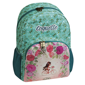 school backpack coquette