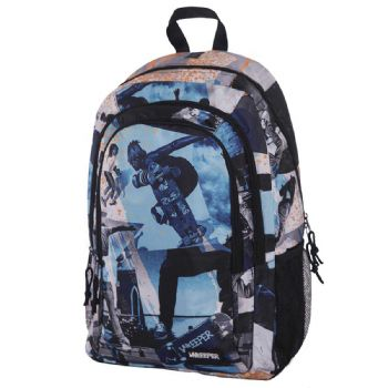 Skate Boarding Unkeeper Double backpack