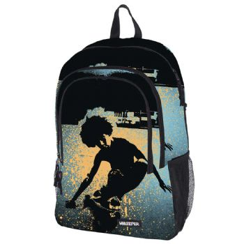 Skate Boy Unkeeper Double backpack