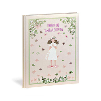Spanish communion book