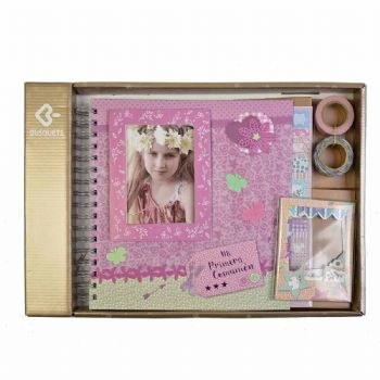 special scrapbook album first communion girl 1st communion