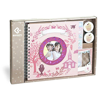 Special scrapbook album First Communion