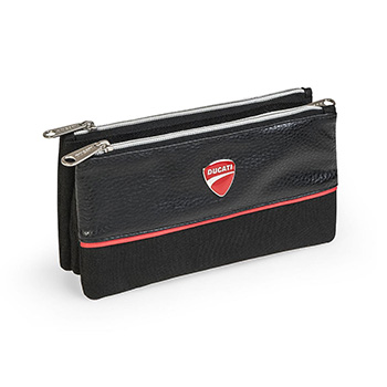 triple pencil case ducati corse