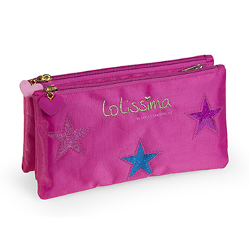 trousse compratments lolissima