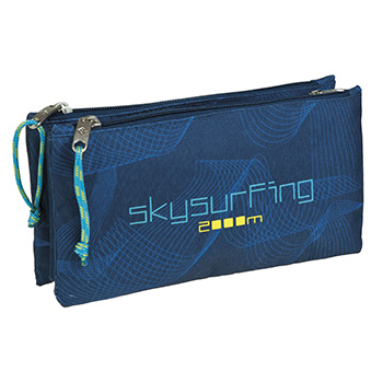 trousse scolaire triple skysurfing