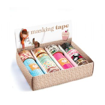 washi tape pack 26 scrap coquette