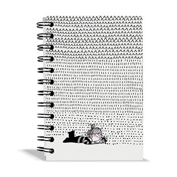 wiro notebook a6