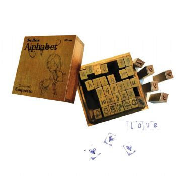 scrapbooking stamps and spellers wooden stamps